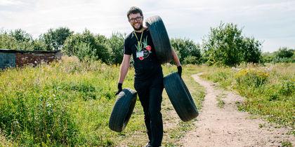 Велосипеды, зелёный город и берега: 5 экологических акций недели в Петербурге
