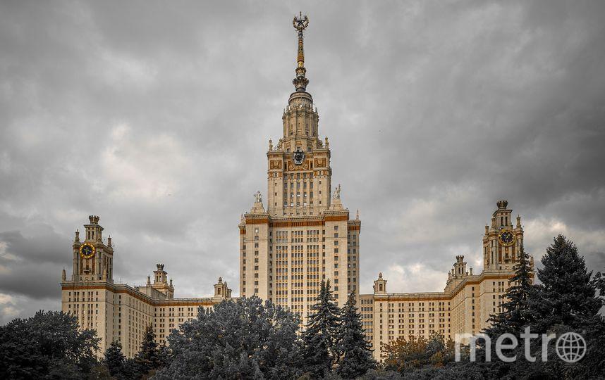 Лидером среди вузов РФ стал МГУ имени Ломоносова. Фото Pixabay