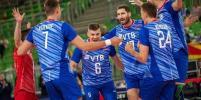 Сборная России по волейболу выиграла пятый матч подряд