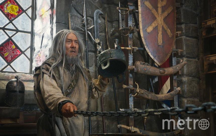 """Кадры фильма """"Тайна печати дракона"""". Фото Предоставлено PR-группой фильма, """"Metro"""""""