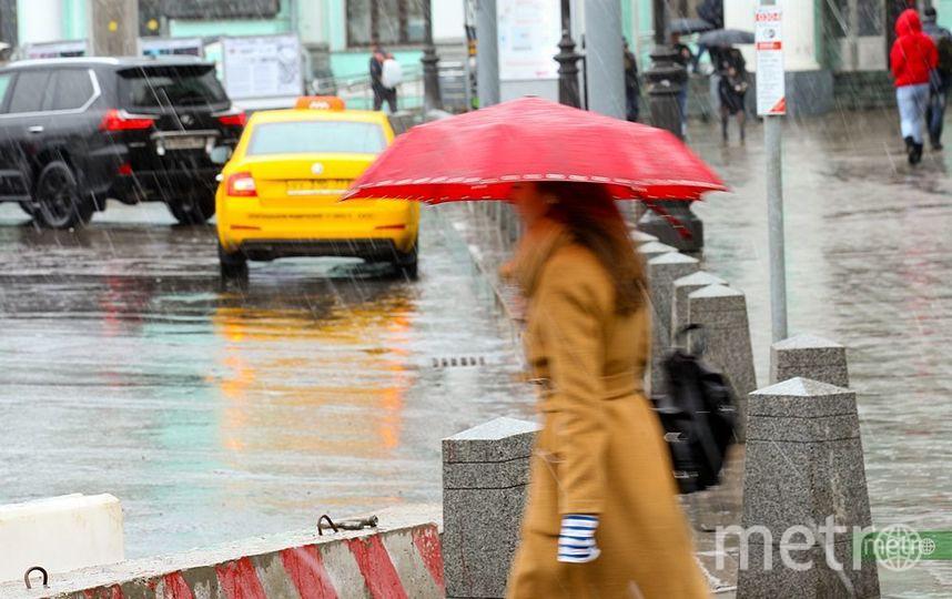 В начале следующей недели сохранится холодная погода. Фото Василий Кузьмичёнок