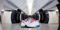 Московский метрополитен выпустит кроссовки с цветами линий подземки