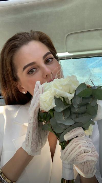 Дарья Клюкина вышла замуж. Фото скриншот instagram.com/klyukina_d.