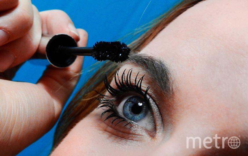 Ежедневное применение туши для ресниц может привести к проблемам со здоровьем. Фото Pixabay
