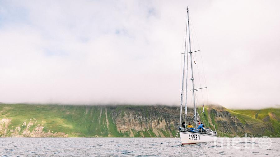 До островов от большой земли идти около двух суток. Фото Кирилл Умрихин