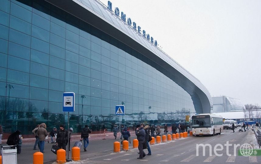 Аэропорт Домодедово. Фото Василий Кузьмичёнок