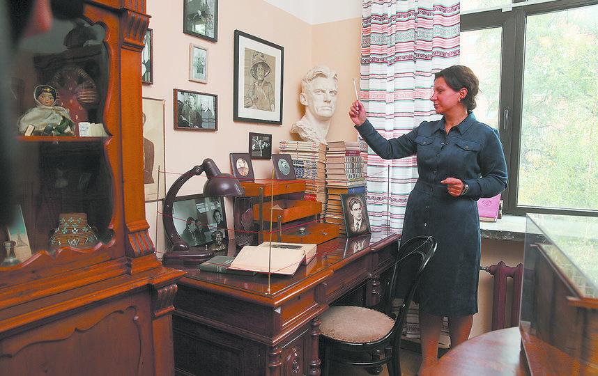 В квартире воссоздана обстановка, которая была здесь с конца 1920-х годов. Фото Василий Кузьмичёнок