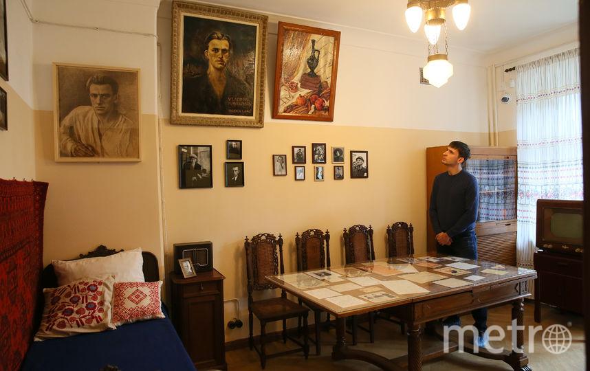 Мемориальная квартира Маяковских. Фото Василий Кузьмичёнок