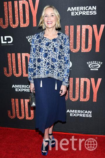 """Премьера фильма """"Джуди"""". Шэрон Стоун. Фото Getty"""