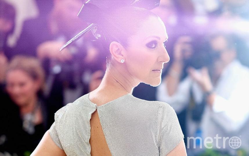 Певица Селин Дион. Фото Getty