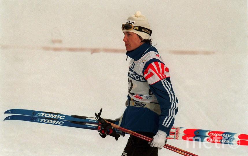 Лыжница Любовь Егорова. Фото Getty