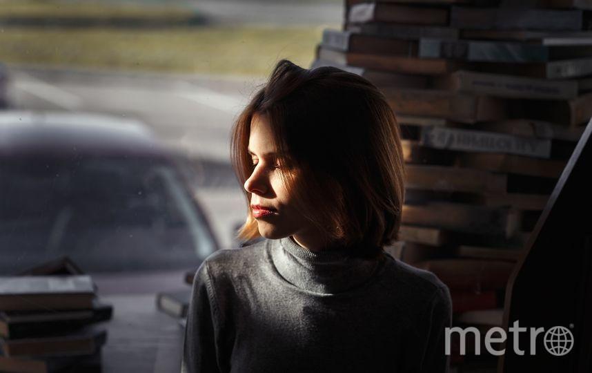 """Кристина Гептинг. Фото Любовь Астапенко, """"Metro"""""""