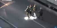 На Украине арестовали экс-военного, угрожавшего взорвать мост