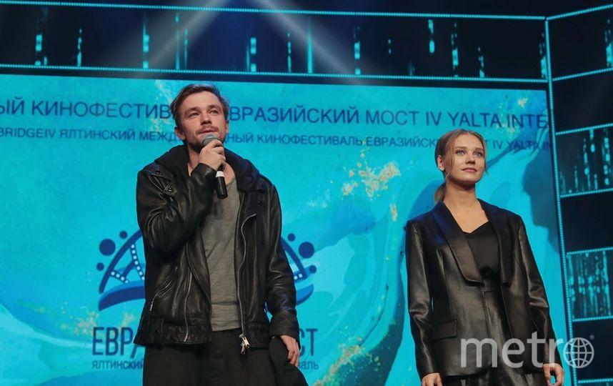 """В Ялте открылся 4-й кинофестиваль """"Евразийский мост"""". Фото https://www.facebook.com/aksenov.rk/"""