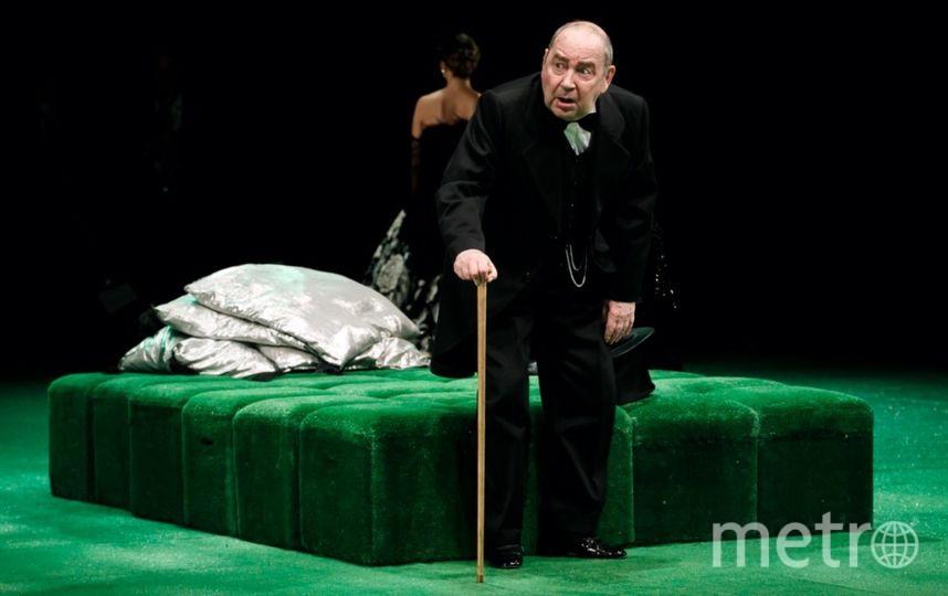 Народный артист России Игорь Шибанов умер на 76-м году жизни. Фото www.tyuz-spb.ru