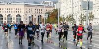 В столице прошёл седьмой Московский марафон