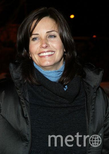 Кортни Кокс, 2004 год. Фото Getty