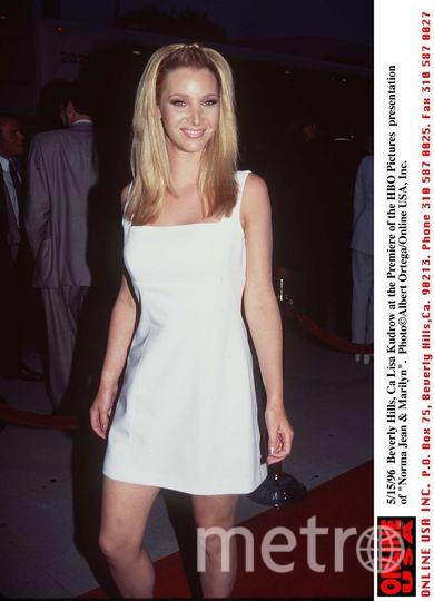 Лиза Кудроу, 1996 год. Фото Getty
