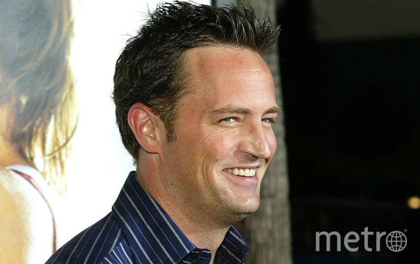 Мэттью Перри, 2004 год. Фото Getty