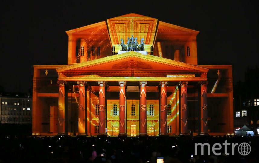 Театр превратился в сказку. Фото Василий Кузьмичёнок