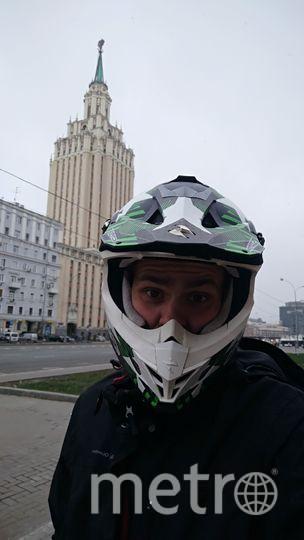 """Иван Тереховский. Фото Ольга Кабанова, """"Metro"""""""