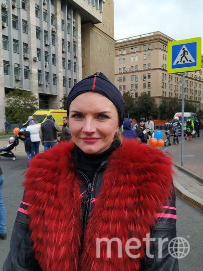 """Анна Иванова. Фото Ольга Кабанова, """"Metro"""""""