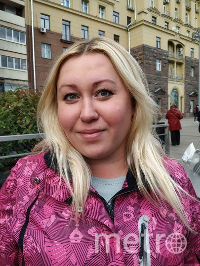 """Анна Степанова. Фото Ольга Кабанова, """"Metro"""""""