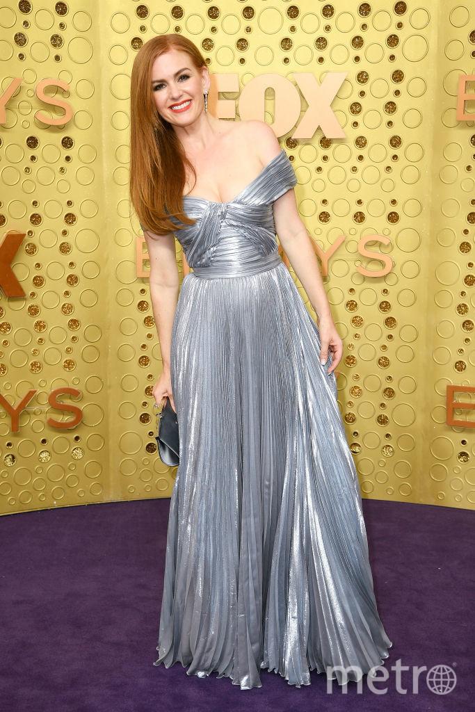 71st Emmy Awards. Айла Фишер. Фото Getty