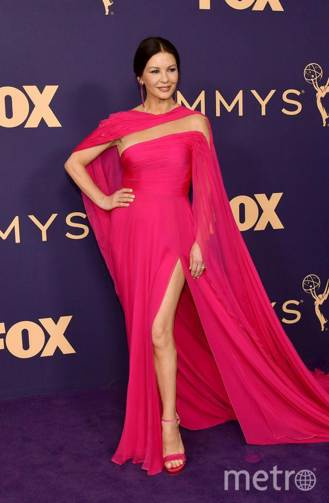 71st Emmy Awards. Кэтрин Зета-Джонс. Фото Getty