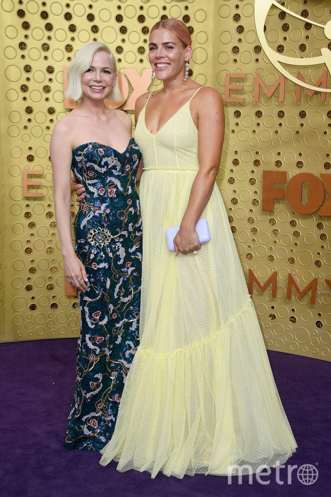 71st Emmy Awards. Мишель Уильямс. Фото Getty