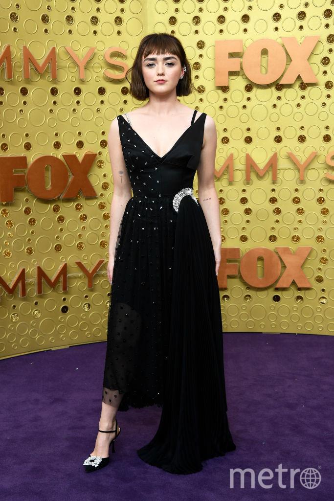 71st Emmy Awards. Мейси Уильямс. Фото Getty