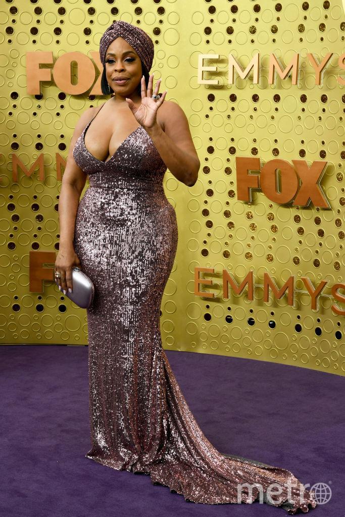 71st Emmy Awards. Ниси Нэш. Фото Getty