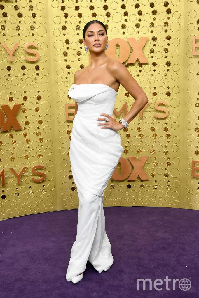 71st Emmy Awards. Николь Шерзингер. Фото Getty