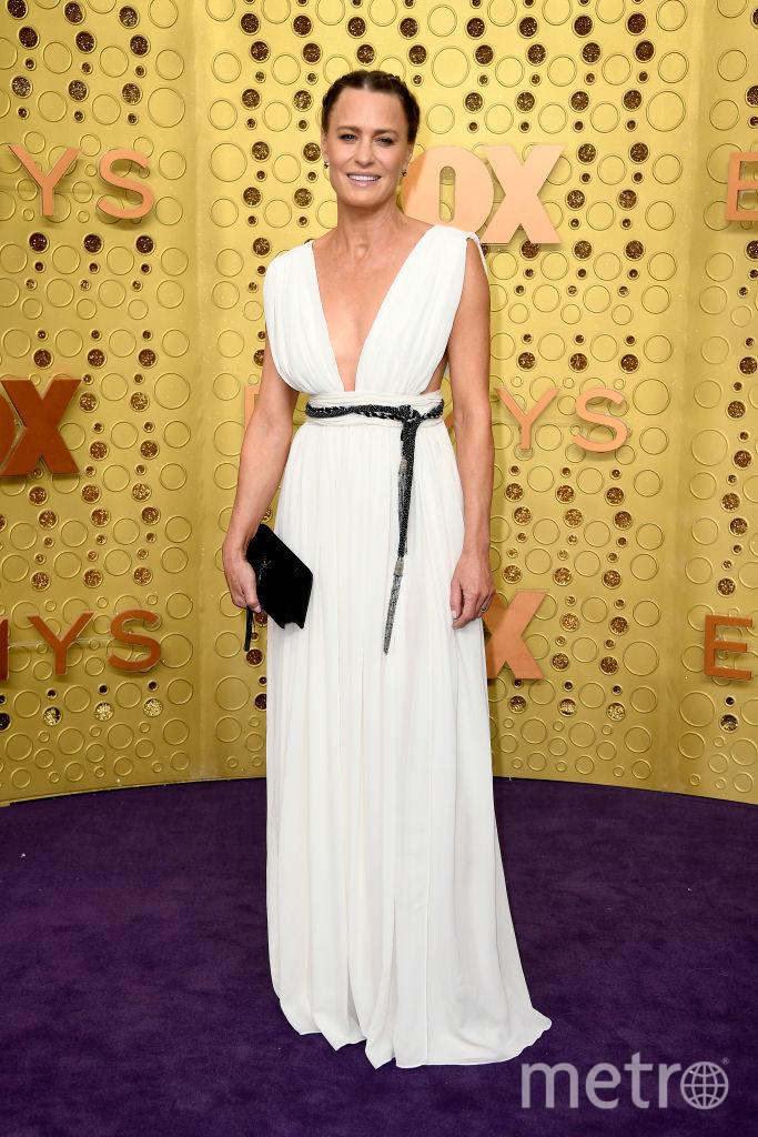 71st Emmy Awards. Робин Райт. Фото Getty