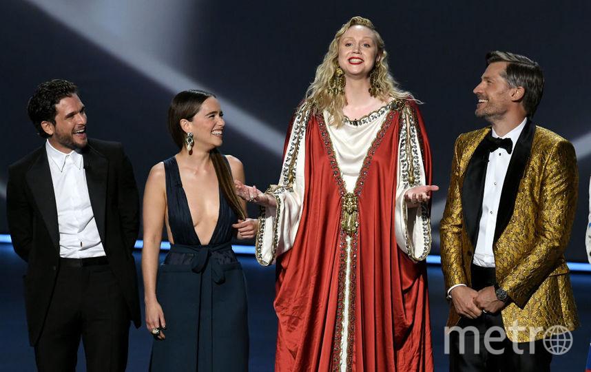 71st Emmy Awards. Гвендолин Кристи. Фото Getty