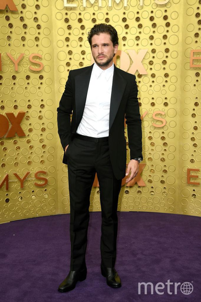 71st Emmy Awards. Кит Харингтон. Фото Getty