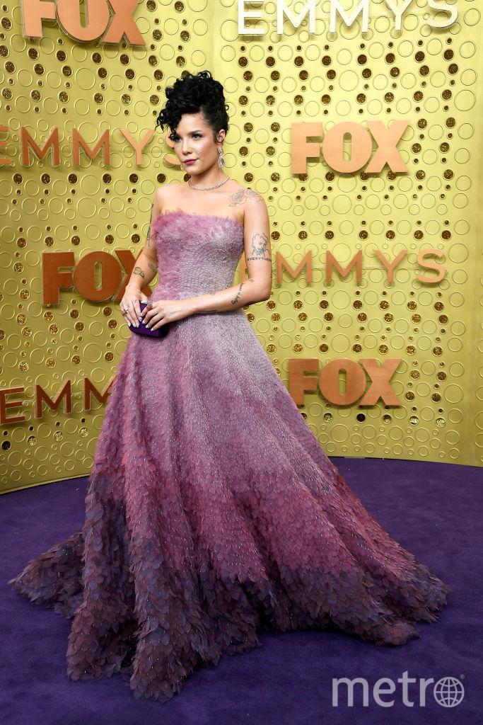71st Emmy Awards. Холзи. Фото Getty