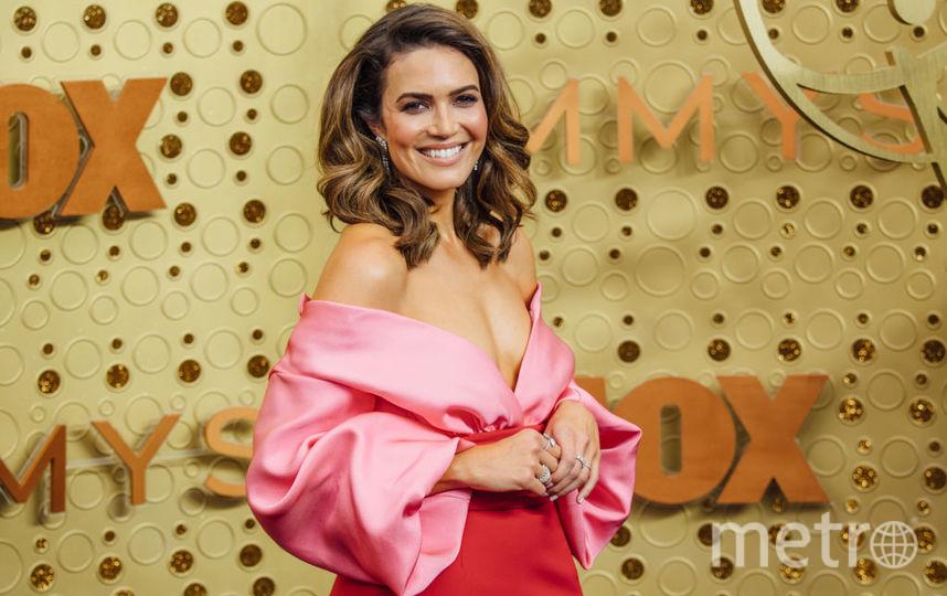 71st Emmy Awards. Мэнди Мур. Фото Getty