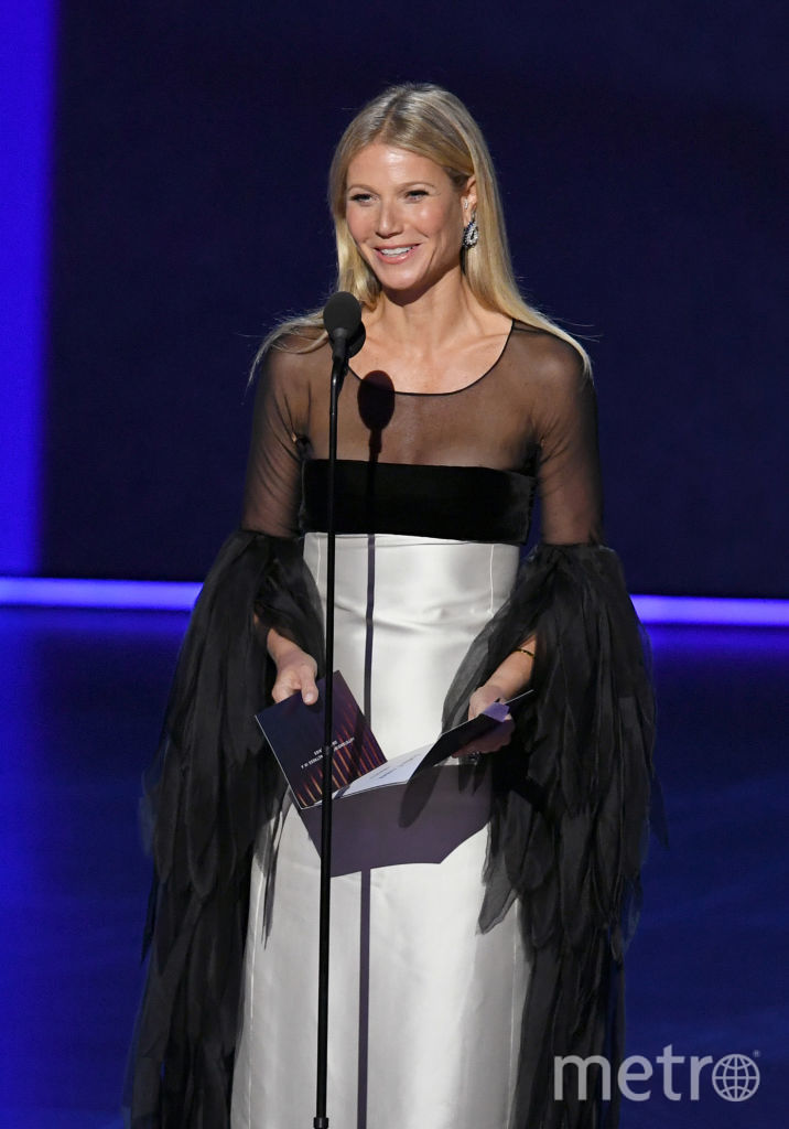 71st Emmy Awards. Гвинет Пэлтроу. Фото Getty