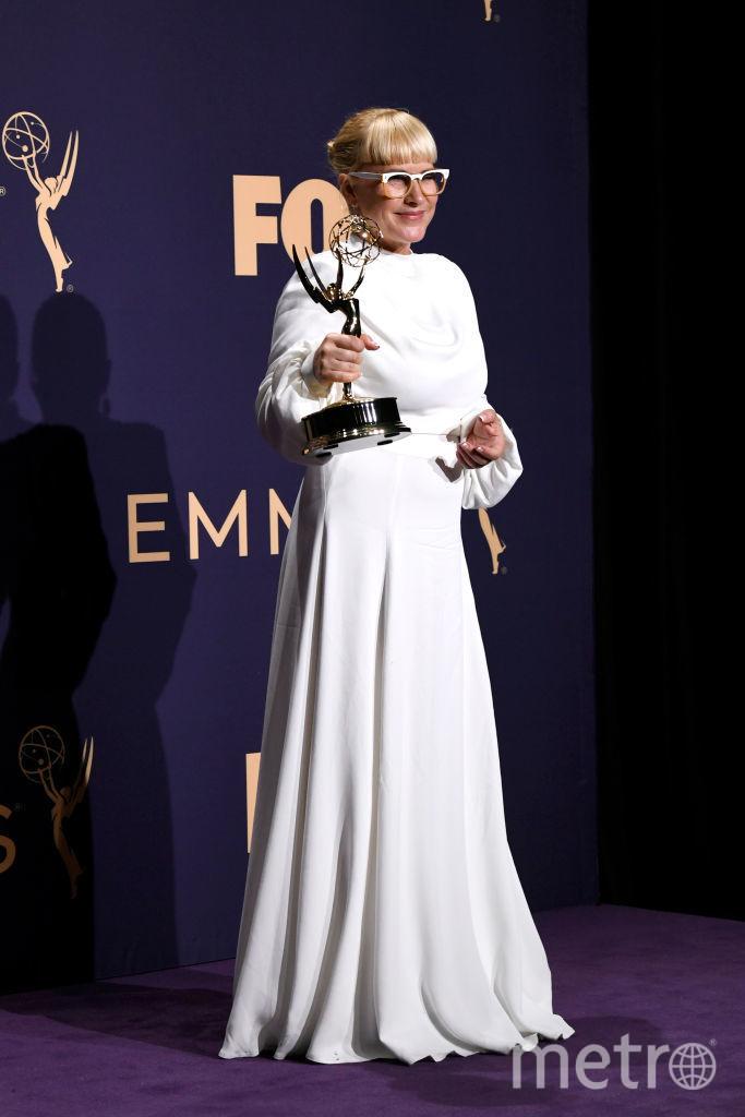 71st Emmy Awards. Шоу. Патриция Аркетт. Фото Getty