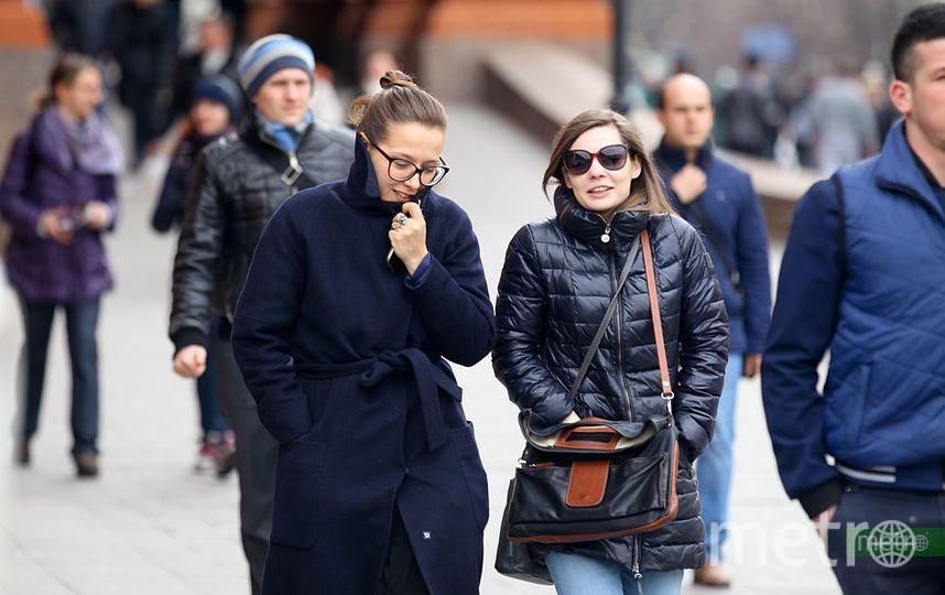 В Москву придёт небольшое потепление. Фото Василий Кузьмичёнок