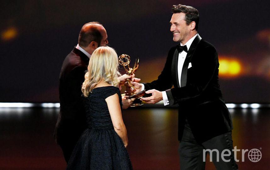 Сериал выиграл премию в трёх номинациях. Фото Getty