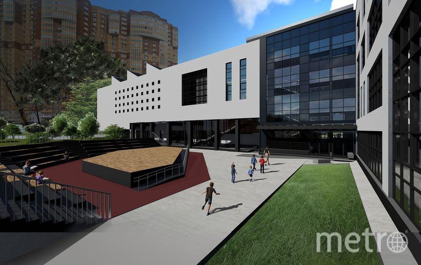 """Москомархитектура согласовала проект. Фото Предоставлено пресс-службой ведомства, """"Metro"""""""