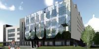 Школу в авангардном стиле построят на севере Москвы