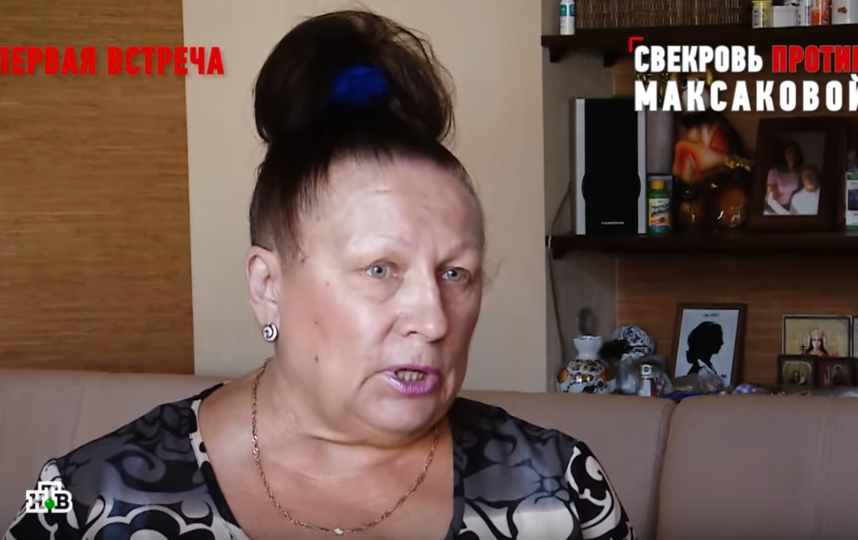 Людмила Вороненкова. Фото Скриншот Youtube