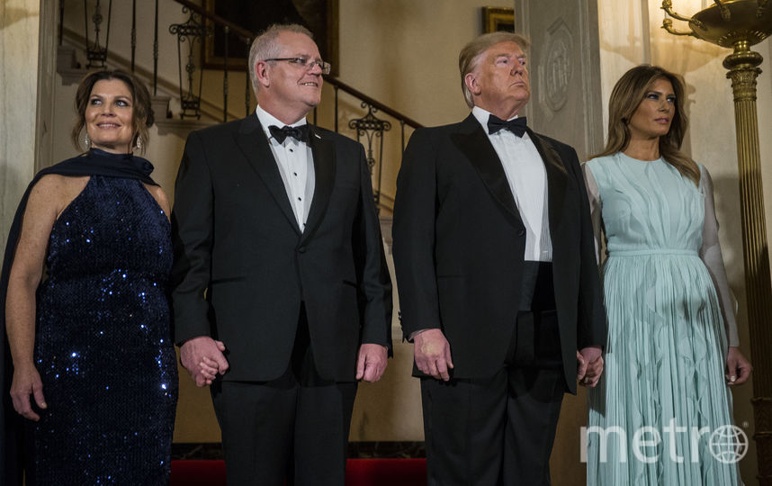 Прием в Белом доме. Фото Getty