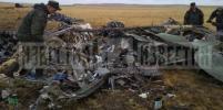 Две боевые машины ВДВ разбились, рухнув с неба, на учениях под Оренбургом