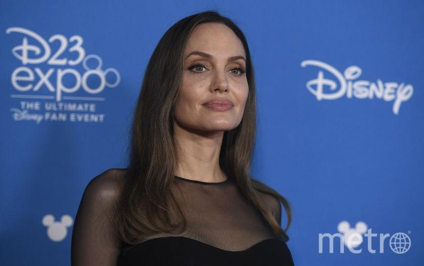 Джоли в 2019-м. Фото Getty