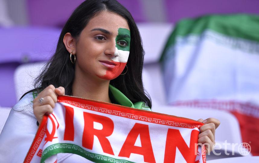 Иранским женщинам будет разрешено посещать футбольные матчи чемпионата мира ФИФА. Фото Getty