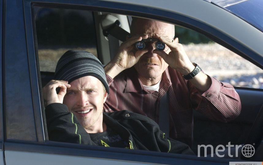 "Кадр из сериала  ""Во все тяжкие"". Фото HBO, kinopoisk.ru"